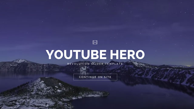 Hero Youtube